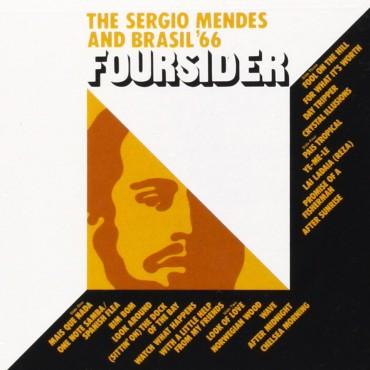 """Musik-Kompilation von Sérgio Mendes & Brasil '66 – """"Foursider"""""""