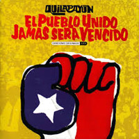 """""""El Pueblo Unido Jamás Será Vencido"""" von Sergio Ortega & Quilapayún"""