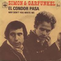"""""""El Condor Pasa"""" von Simon & Garfunkel"""