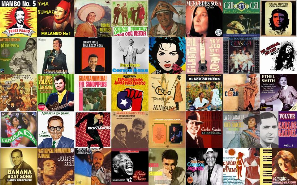 Die 40 berühmtesten Songs der Latin Music