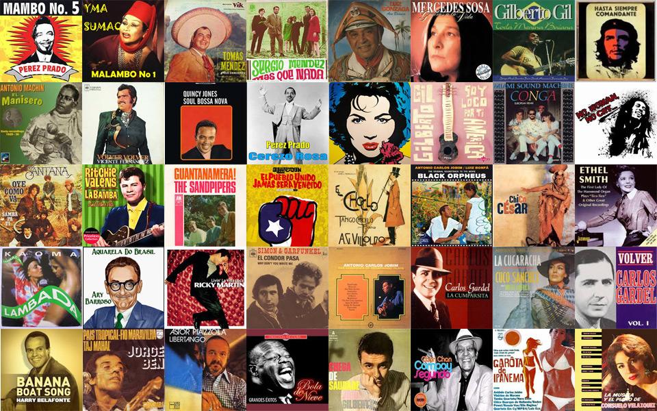 Beobachtungen zum lateinamerikanischen Musikmarkt in Deutschland