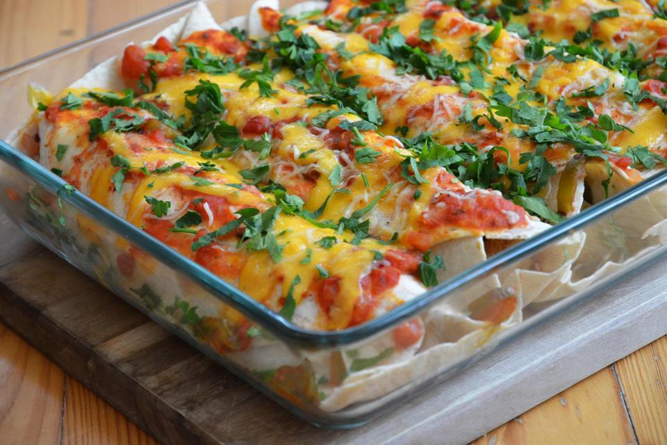 Enchiladas – Original-Rezept aus Mexiko