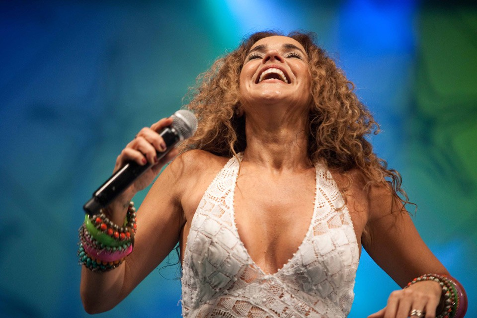 Die wichtigsten Axé- und Samba-Reggae-Künstler (Brasilien)
