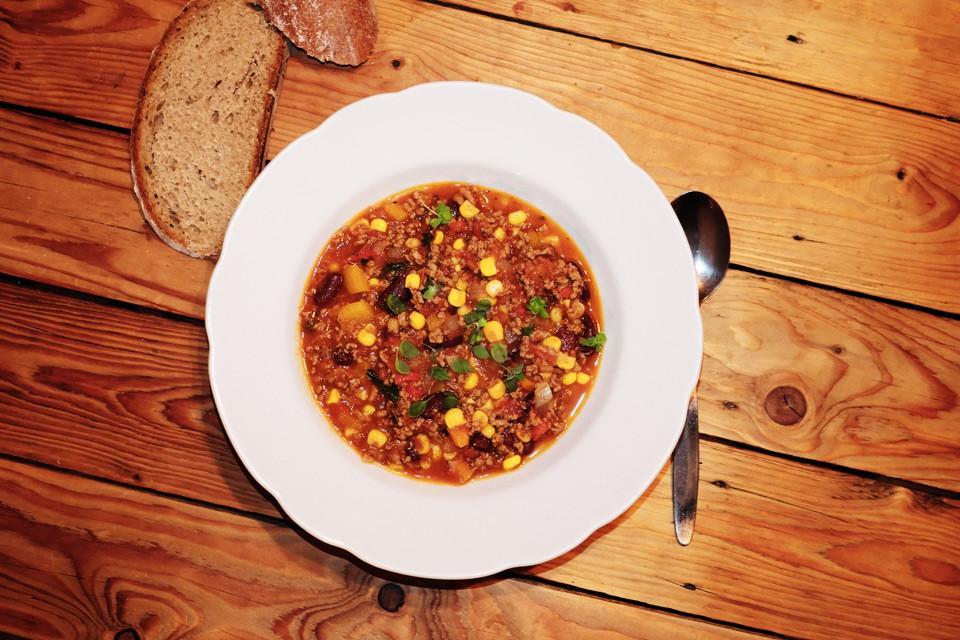 Chili con Carne – Original-Tex-Mex-Rezept
