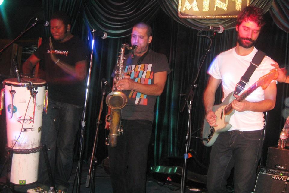 Bekannte Baião-Musiker aus Brasilien