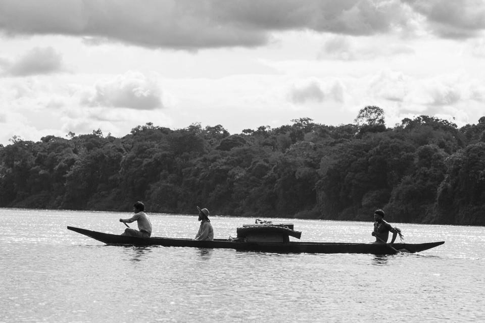 """""""Der Schamane und die Schlange"""" – Psychedelisch im Amazonas"""