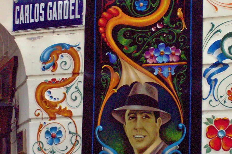 Bekannte künstler  Künstler der Tango-Musik