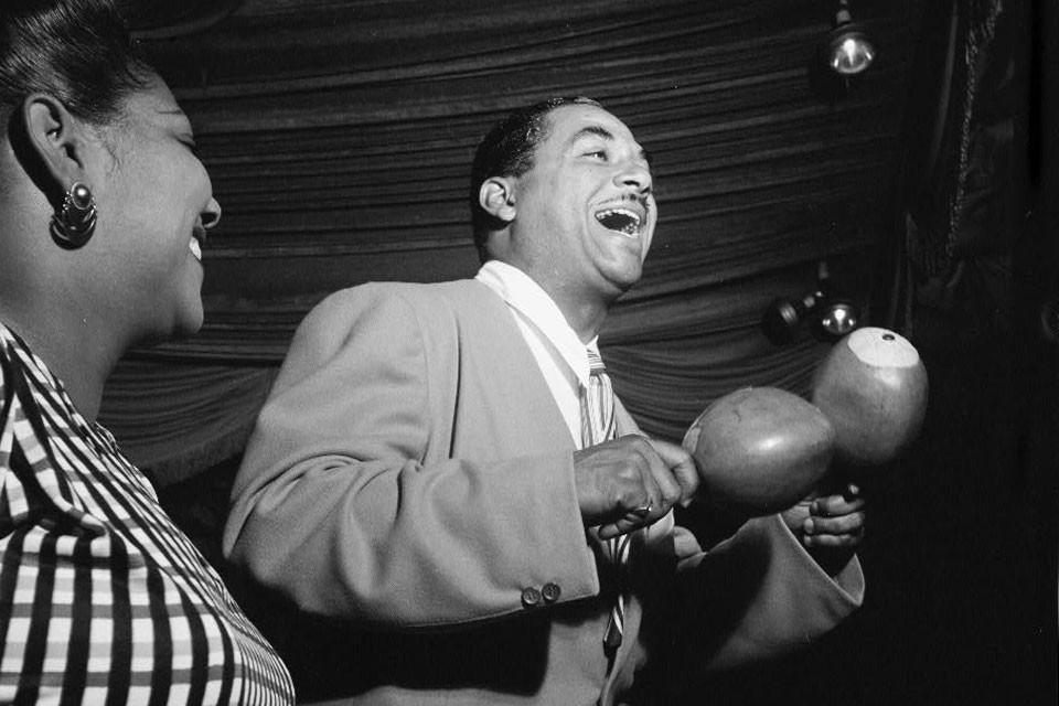 Wichtige Musiker des Latin Jazz