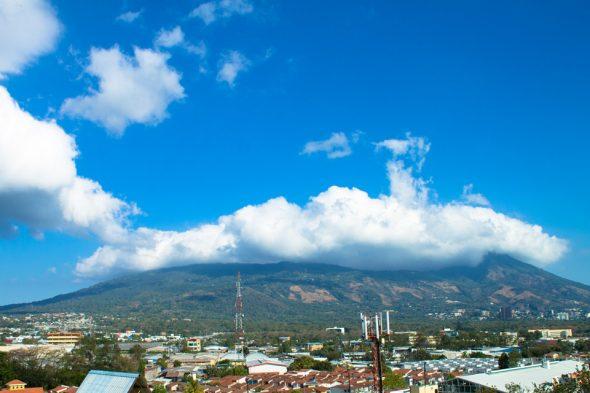 El Boquerón, El Salvador