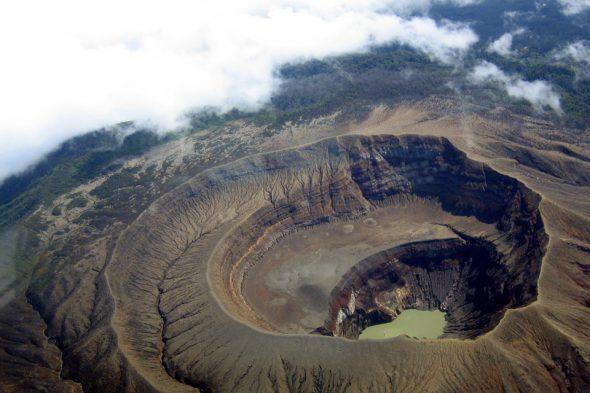 Vulkan Santa Ana