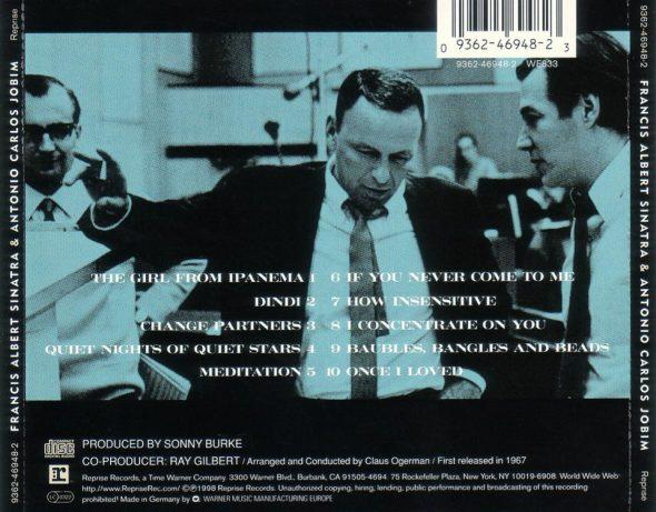 Sinatra sings Jobim