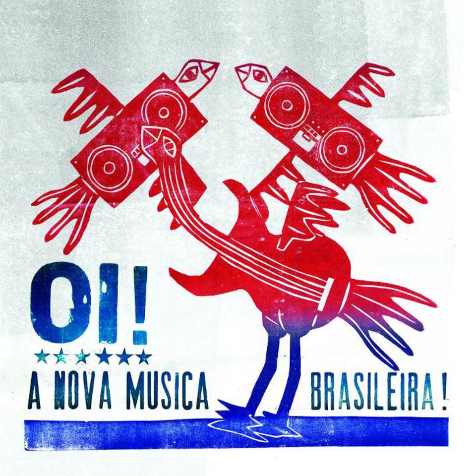 "Klassiker-Kompilation aus Brasilien: ""Oi! A Nova Música Brasileira!"""