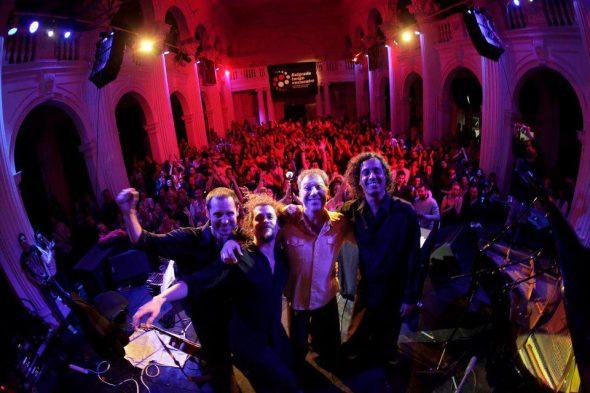 Otros Aires auf der Bühne