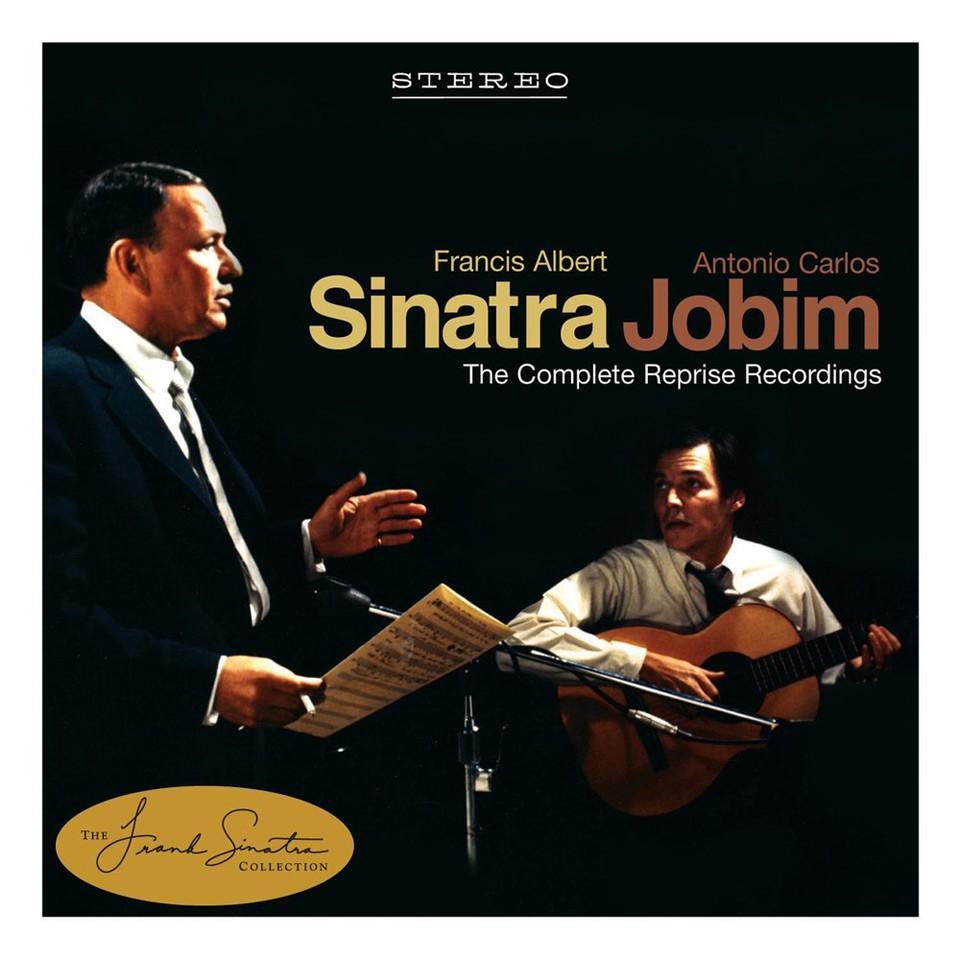 Klassiker-Album von Francis Albert Sinatra & Antônio Carlos Jobim