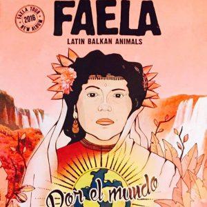 """Faela – """"Por El Mundo"""""""