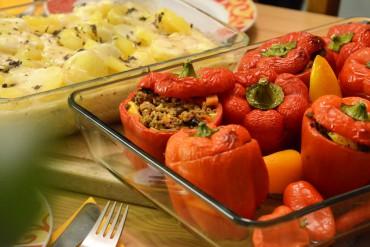 Rococos Rellenos – Original-Rezept gefüllter Paprika-Schoten aus Peru