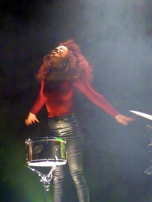 Konzert von Flavia Coelho