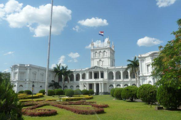 Palacio de Gobierno – Asunción, Paraguay
