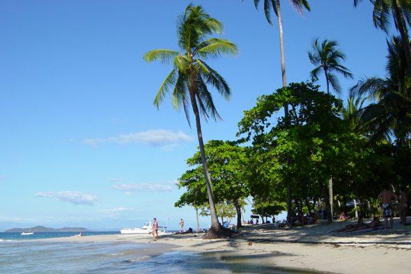 Strände auf der Isla Tortuga