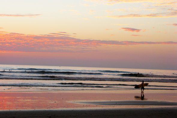 Playa Guiones, Nosara Beach
