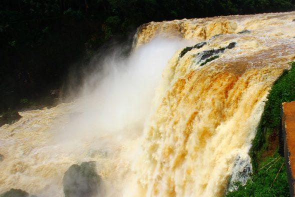 Monday-Wasserfälle in Paraguay