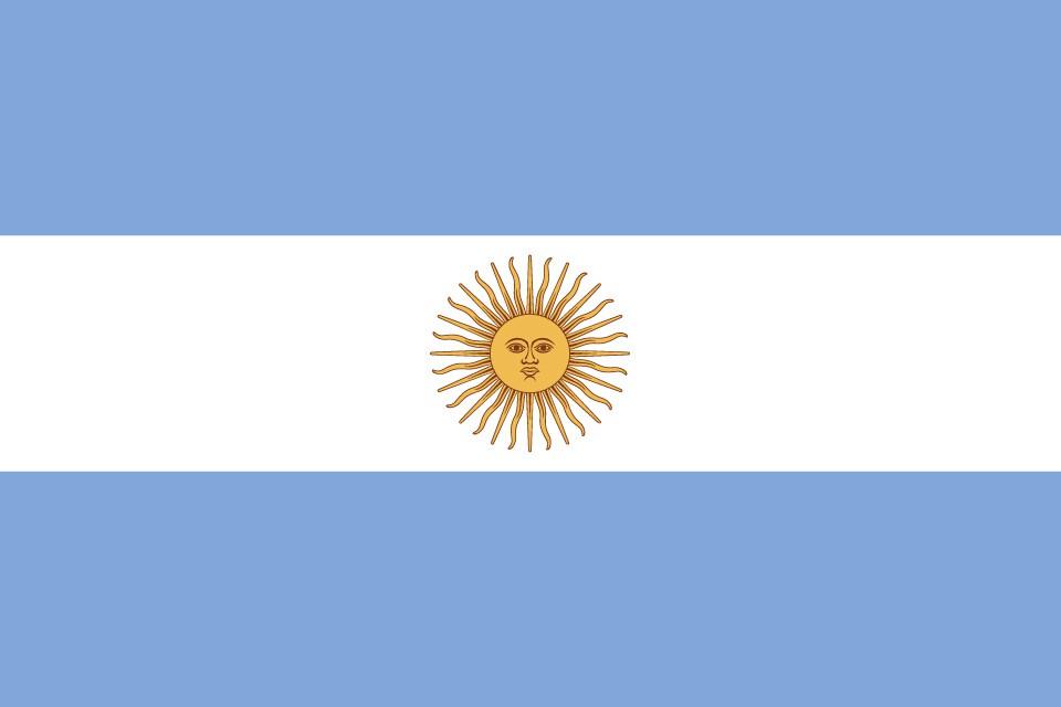 die flagge von argentinien bedeutung von farben und symbolen. Black Bedroom Furniture Sets. Home Design Ideas