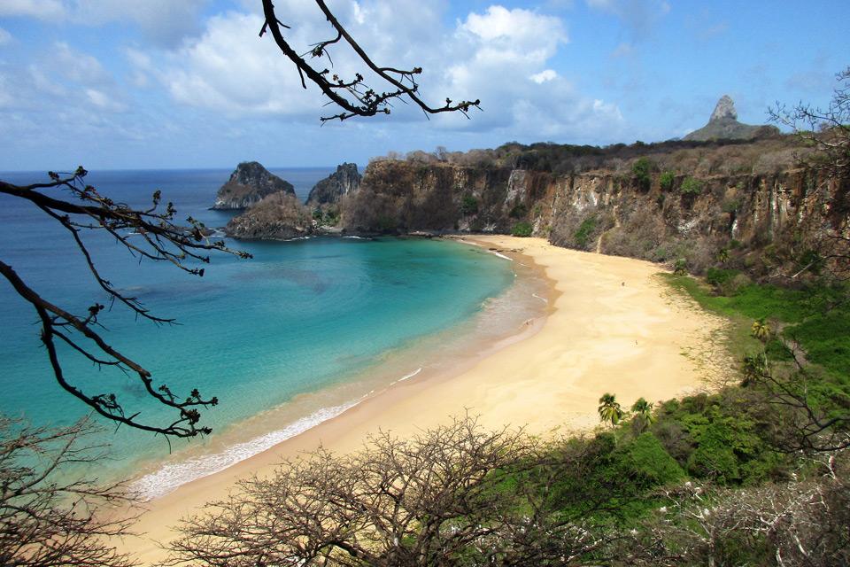 Top 1 Strand in Brasilien – Baia do Sancho