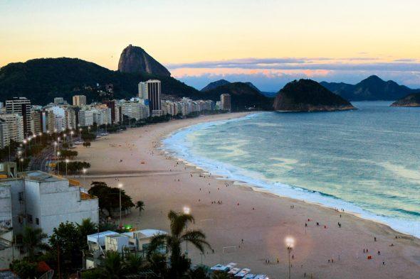 Top 2 Strand in Brasilien – Copacabana