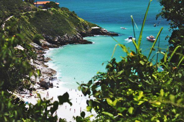 Top 6 Strand Brasilien – Prainha do Pontal do Atalaia