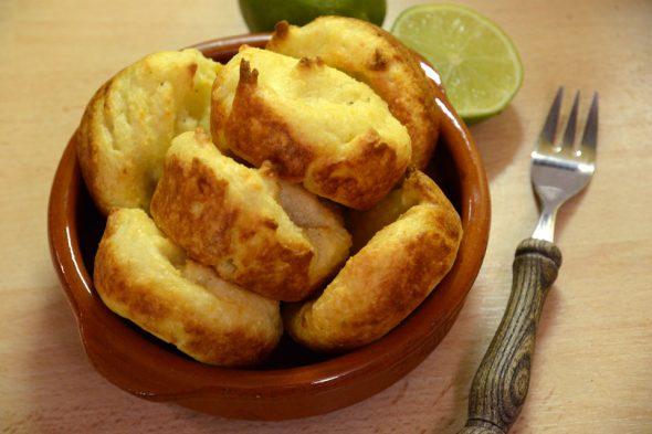 Pão de Queijo aus Brasilien