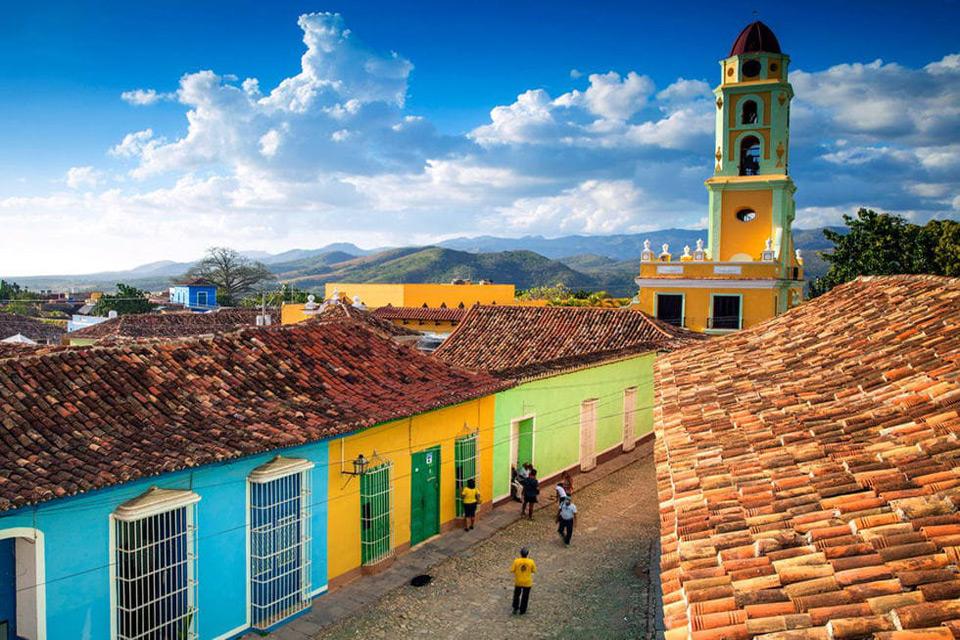Koloniale Kleinstadt Trinidad