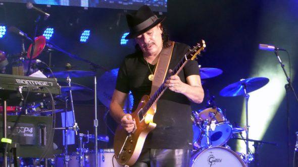 Konzertbericht – Santana, Mainz, 2018