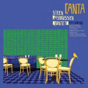 """Steen Rasmussen Quinteto–""""Canta"""""""
