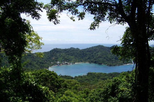 Bucht von Sapzurro