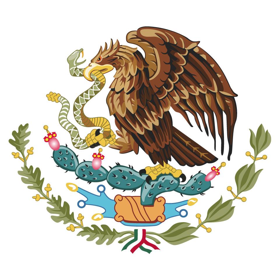 Wapen Mexikos