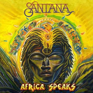 "Santana–""Africa Speaks"""