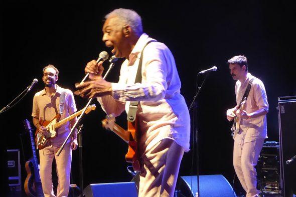 Gilberto Gil – Konzertbericht