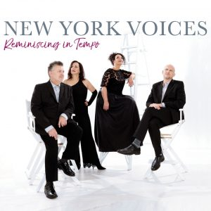 """The New York Voices–""""Reminiscing In Tempo"""""""