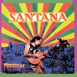 """Santana–""""Freedom"""""""